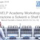 Workshop VELP: estrazione a solventi e shelf-life